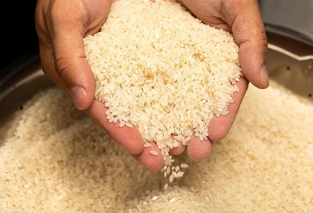 Picture of Juan Pollo's Seasoned Rice.