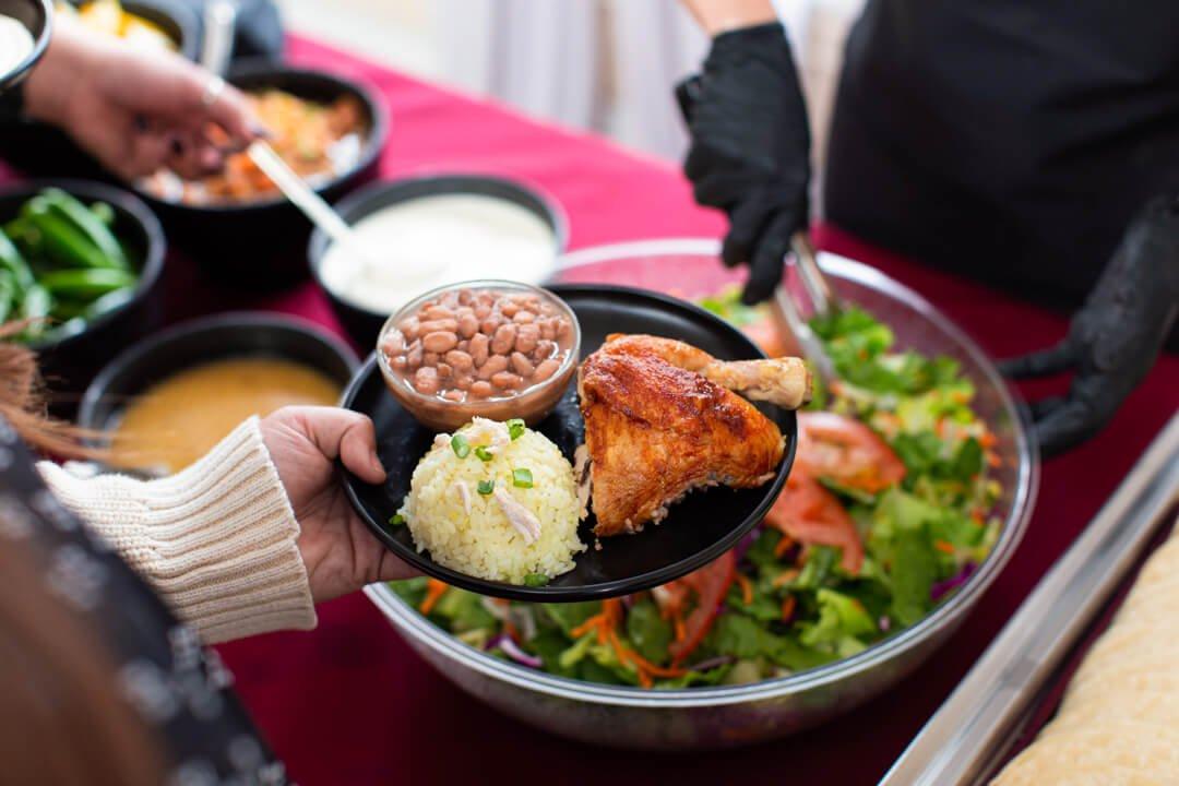 Juan Pollo - Standard Catering