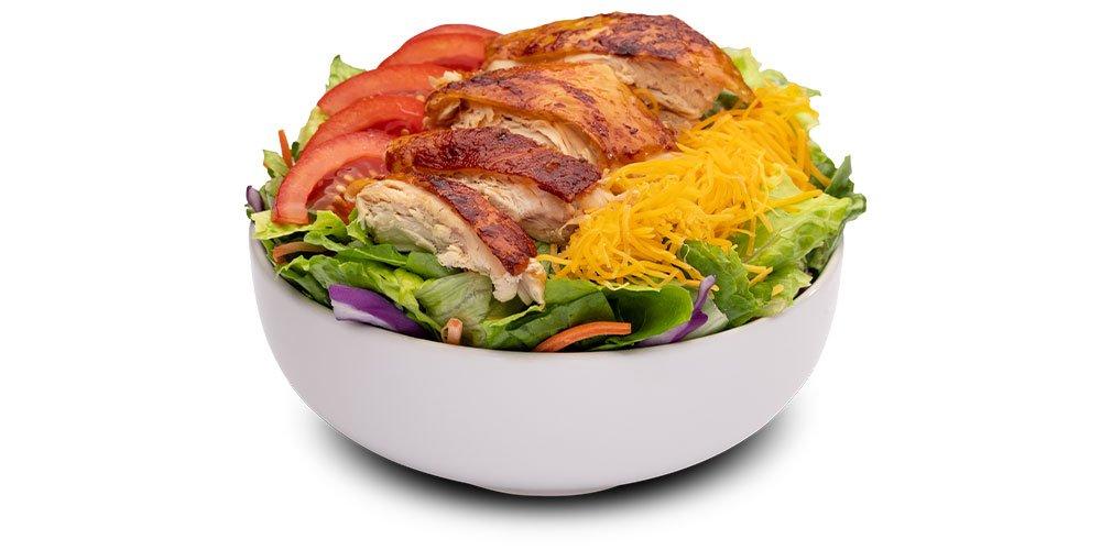 Juan Pollo - Menu - Chicken Salad
