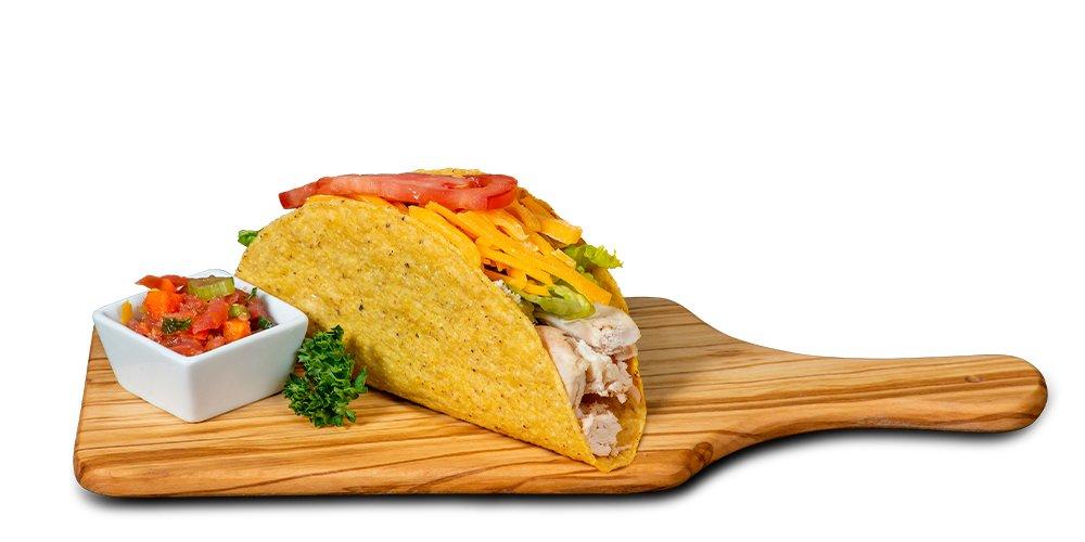 Juan Pollo - Menu - Hard Shell Tacos