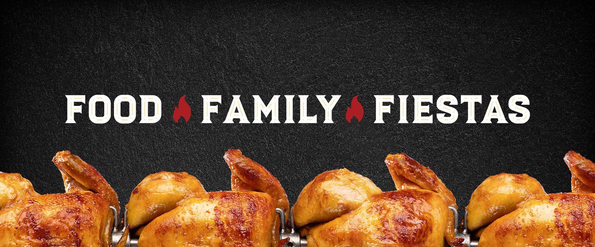 Juan Pollo - Food, Family, Fiestas